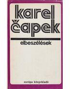Elbeszélések - Karel Capek
