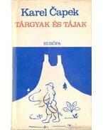 Tárgyak és tájak - Karel Capek