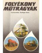Folyékony műtrágyák - Karlinger János