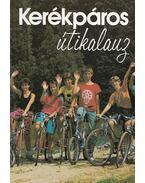 Kerékpáros útikalauz - Karlovitz Kristóf, Kiss Endre, Padányi Ágnes