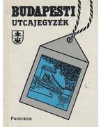 Budapesti utcajegyzék 1981 - Károly István dr.