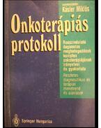 Onkoterápiás protokoll - Kásler Miklós szerk.