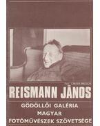 Gödöllői Galéria Magyar Művészek Szövetsége támogatásával Reismann János 80. születésnapjára rendezett kiállítása - Kass János