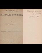 Mythologiai irányok és módszerek (dedikált) - Katona Lajos