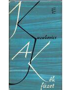 A kék füzet - Kazakevics, Emmanuil