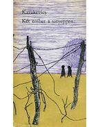 Két ember a sztyeppen - Kazakevics, Emmanuil