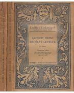 Erdélyi levelek I-II. kötet - Kazinczy Ferenc