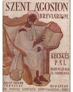 Szent Ágoston breviárium - Kecskés Pál