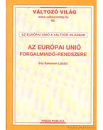 Az Európai Unió forgalmiadó-rendszere - Kelemen László