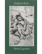 Sieben Legenden - Keller, Gottfried