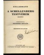 A Schellenberg testvérek - Kellermann