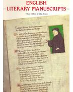English Literary Manuscripts - KELLIHER, HILTON