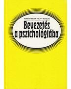 Bevezetés a pszichológiába - Keményné Dr. Pálffy Katalin