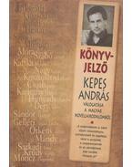 Könyvjelző (dedikált) - Kepes András