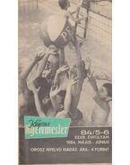 Képes Nyelvmester 1984/5-6. - Horváth György