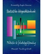 Statisztika közgazdászoknak - Keresztély Tibor, Sugár András, Szarvas Beatrix