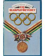 Kis olimpiatörténet - Keresztényi József