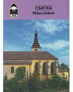 Csatka - Műemlékek - Kerny Terézia