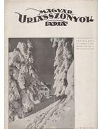 Magyar Uriasszonyok Lapja 1936. XIII. évf. 2. szám - Kertész Béla