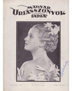 Magyar Uriasszonyok Lapja 1936. XIII. évf. 6. szám - Kertész Béla