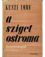 A sziget ostroma - Keszi Imre