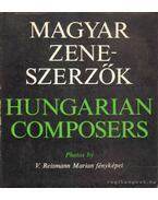 Magyar zeneszerzők - Keszi Imre