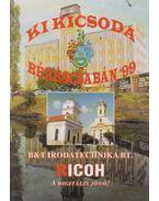 Ki kicsoda Békéscsabán '99 - Sarusi Mihály