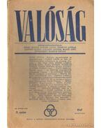 Valóság 1947. március 3. szám - Márkus István