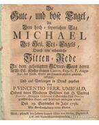 Die Gute, und bose Engel - Umbfald, P. Vincentio Ferr.