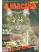 A Macska 2001. március-április (újság) - László Erika