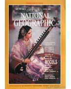 National geographic 1985 April - Garrett, Wilbur E.