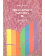 Programozás tankönyv II - Turbo Pascal - Angster Erzsébet