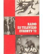 Rádió és televízió évkönyv '72 - Lévai Béla