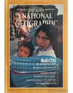 National geographic 1984 August - Garrett, Wilbur E.