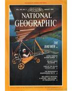 National geographic 1983 August - Bell Grosvenor, Melville