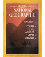 National geographic 1982 February - Bell Grosvenor, Melville