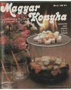Magyar Konyha 1982. VI. évfolyam (teljes) - Nyerges Ágnes