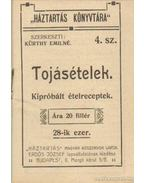 Tojásételek (mini) - Kürthy Emilné (szerk.)