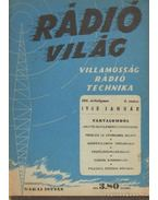 Rádió világ 1948. január - Makai István