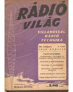 Rádió világ 1948. április - Makai István