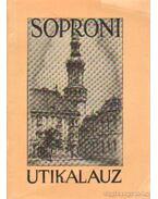 Soproni útikalauz - Gimes Endre