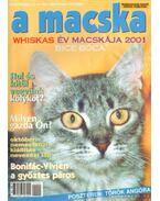 A Macska 2001. szeptember-október (újság) - László Erika