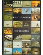 Balatonalmádi impressziók - Győri Lajos