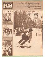 Képes sport 1972 (teljes), 1971/ 2. szám - Kutas István