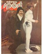 Képes sport 1984. (hiányzik a 3. és a 49. szám) - Faludi Gábor