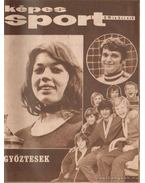 Képes sport 1975. (fél évfolyam) - Kutas István