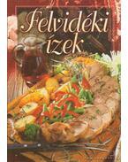 Felvidéki ízek - Verhóczki István