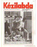 Kézilabda Magazin 1991/1 szám - Hoffman Péter