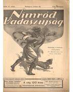 Nimród vadászujság 1928. 17. szám XVI. évfolyam - Kittenberger Kálmán
