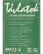 Távlatok 1997/3-4 - Nagy Ferenc, Dr. Szabó Ferenc